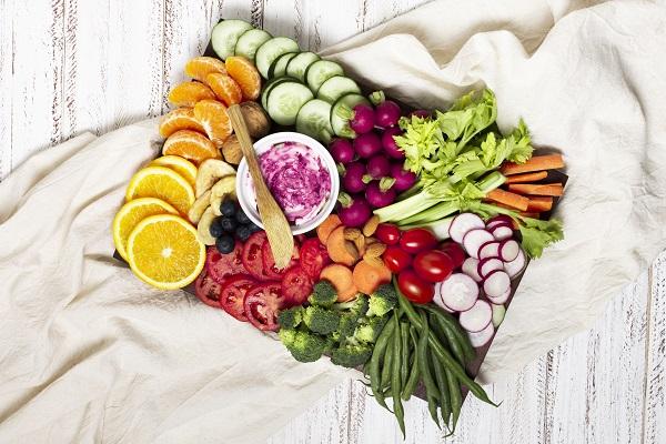 Dieta vegetariana y vegana