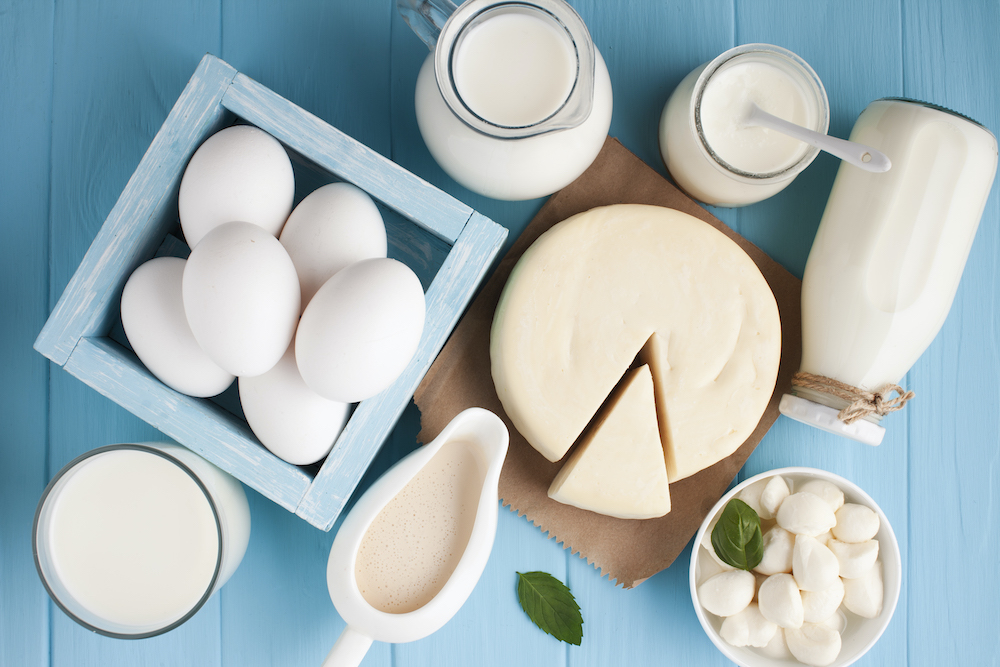 ¿Los lácteos son malos?