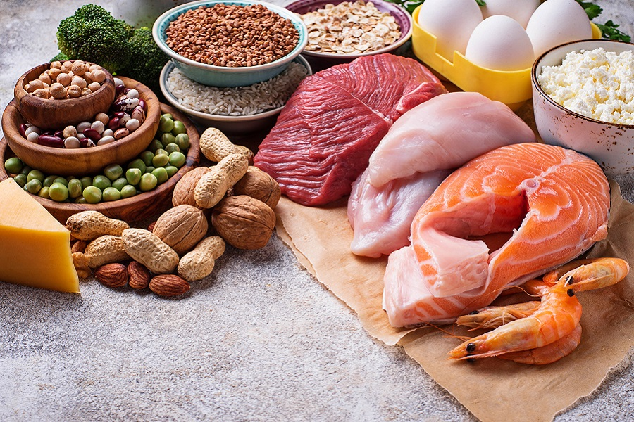 Cuánta proteina debemos consumir